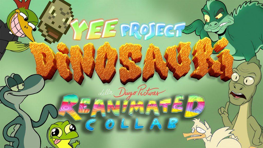 YEEE Dinosauri Reanimated